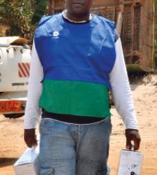 Total Dominique Atangana Noa, gerant de station-service