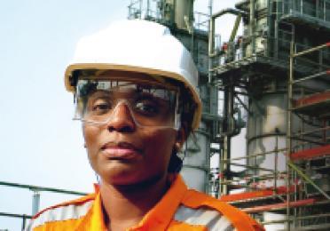 Total Annabelle Kama-ingenieure methodes et etudes environnementales pour total au Congo