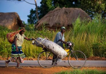 Life inMalanje, Angola