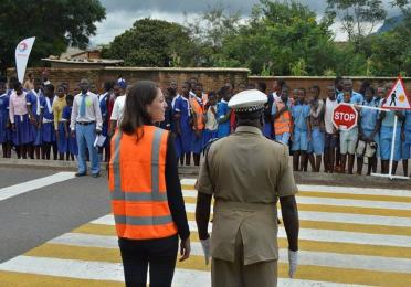Malawi road safety