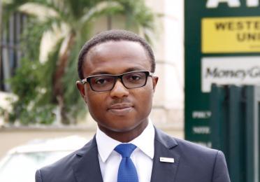 Total Abolore Solebo, chef de la division Oil & Gas Upstream a la Fidelity Bank de Lagos