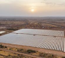 Site Essakane Solar