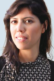 "Total Sonia Barbaria, responsable communication du projet ""souk at-tanmia"""