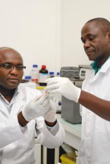 Total Gabon un soutien historique a la recherche medicale