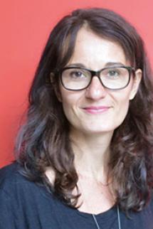 Total Géraldine Houlière, responsable Partenariats de la Croix-Rouge française