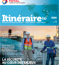 Total Itinéraires Cover Edition 2015
