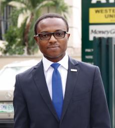 Total Abolore Solebo, Head of the Upstream Oil & Gas Division at Fidelity Bank in Lagos