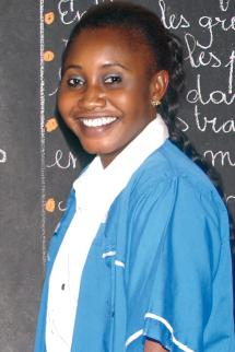 Total Beatrice Isabelle Sane, assistant
